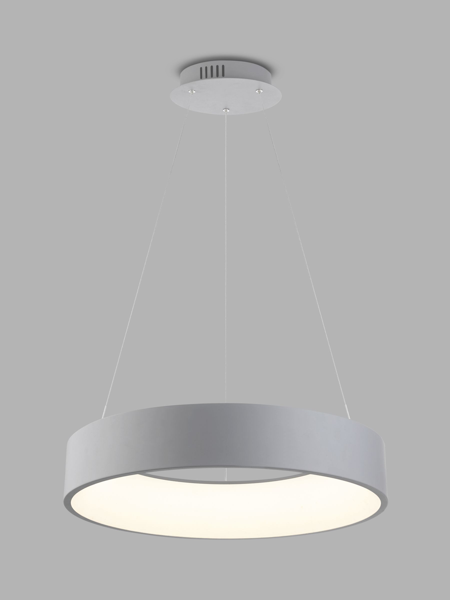 Design Project by John Lewis Design Project by John Lewis No.132 Finn LED Hoop Ceiling Light