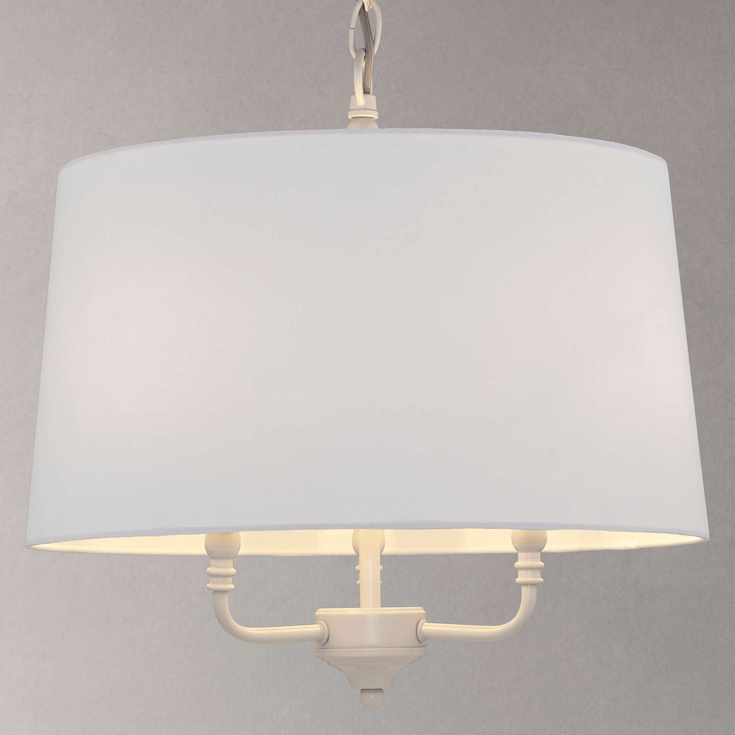 John lewis isabel ceiling pendant light grey at john lewis buyjohn lewis isabel ceiling pendant light grey online at johnlewis mozeypictures