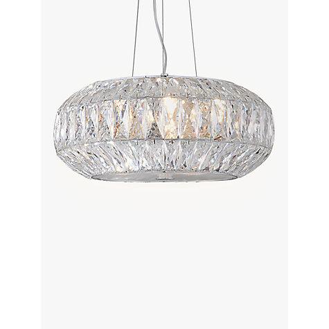Buy john lewis kelsey crystal ceiling light clear john lewis buy john lewis kelsey crystal ceiling light clear online at johnlewis mozeypictures Choice Image