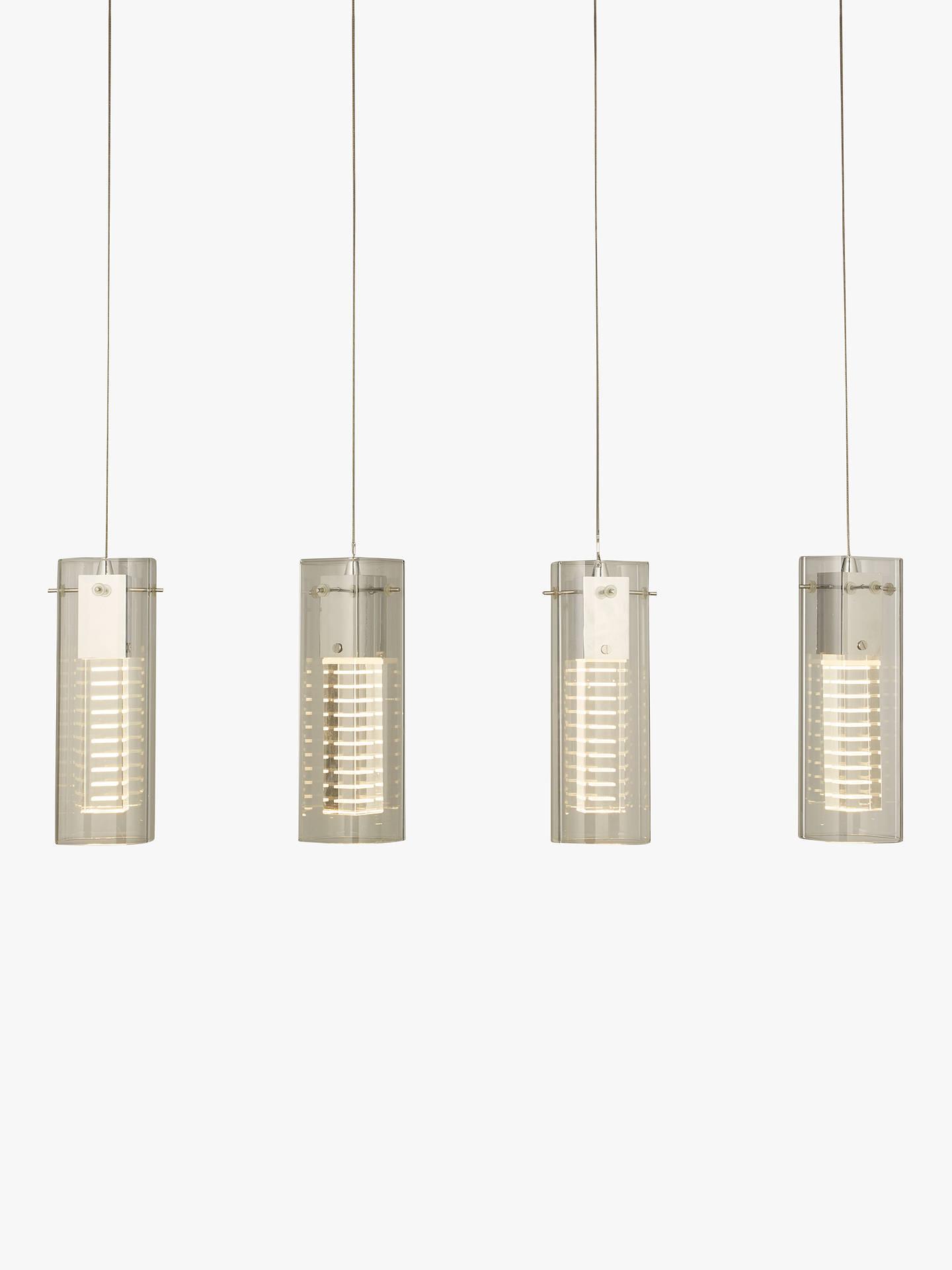 Buy john lewis partners obelisk skyscraper led diner ceiling light clear chrome online
