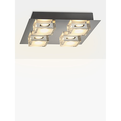 bathroom lighting online buy lewis arlo led bathroom ceiling light chrome 10919