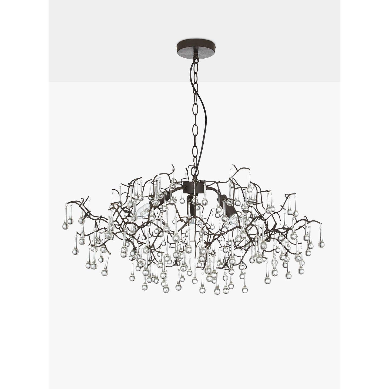 john lewis victoria 3 light ceiling light large at john lewis. Black Bedroom Furniture Sets. Home Design Ideas