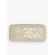 Buy John Lewis Flynn Wall Light Online at johnlewis.com
