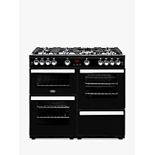 Buy Belling Cookcentre 100G Gas Range Cooker Online at johnlewis.com
