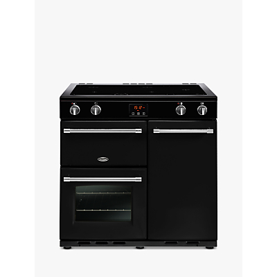 Image of Belling Farmhouse 90EI Electric Induction Range Cooker