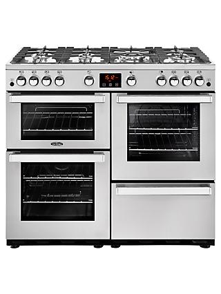 Belling Cookcentre 100G Gas Range Cooker