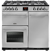 Buy Belling Farmhouse 90G Gas Range Cooker Online at johnlewis.com