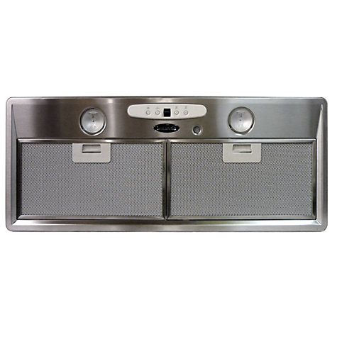 Buy Britannia HOOD-P780-70A Intimo Canopy Cooker Hood, Stainless Steel Online at johnlewis.com