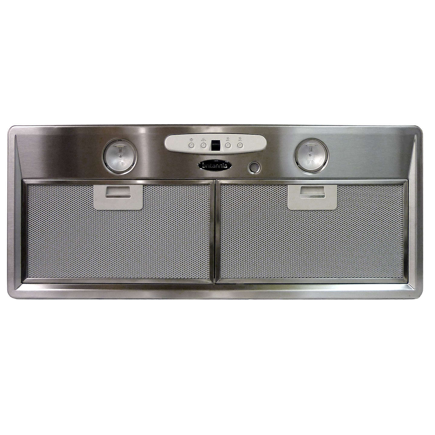 BuyBritannia HOOD-P780-70A Intimo Canopy Cooker Hood, Stainless Steel Online at johnlewis.com