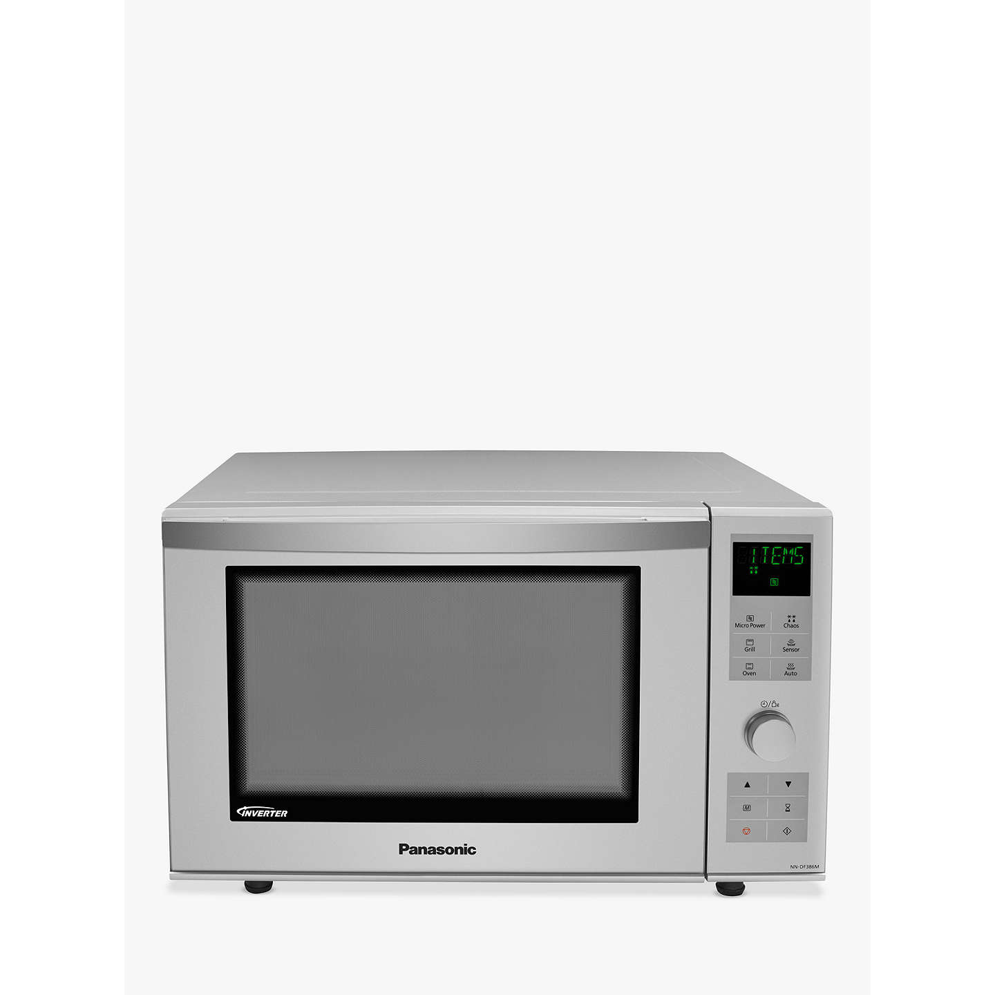 Panasonic Nn Df386mbpq Combination Microwave Oven Silver Online At Johnlewis