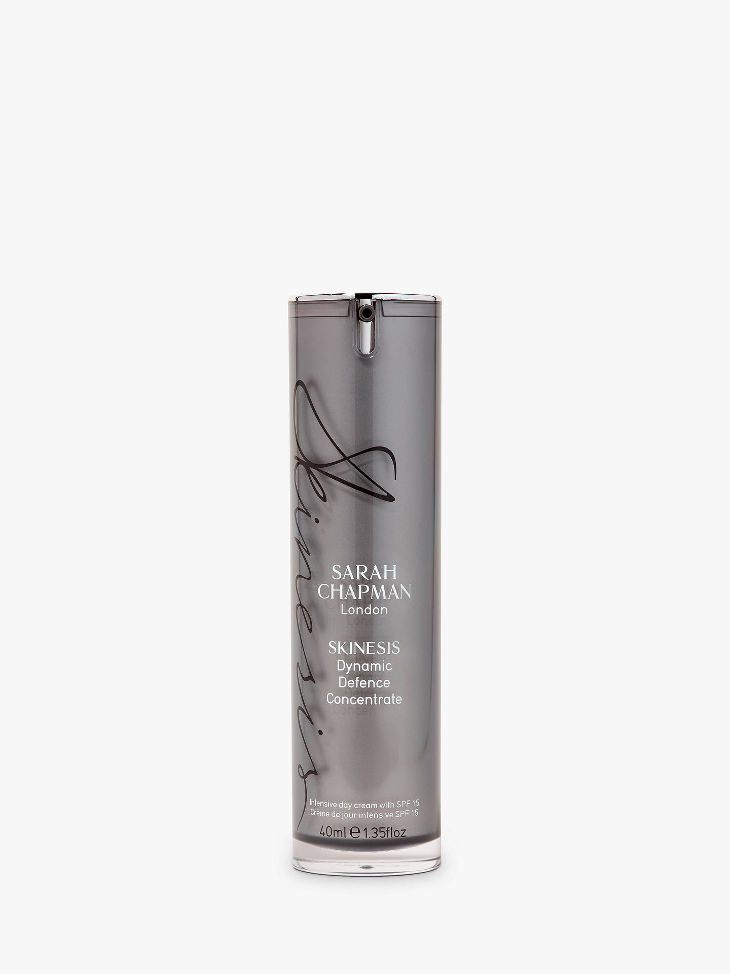 Buy Sarah Chapman Dynamic Defence Concentrate Day Cream SPF15, 40ml Online at johnlewis.com