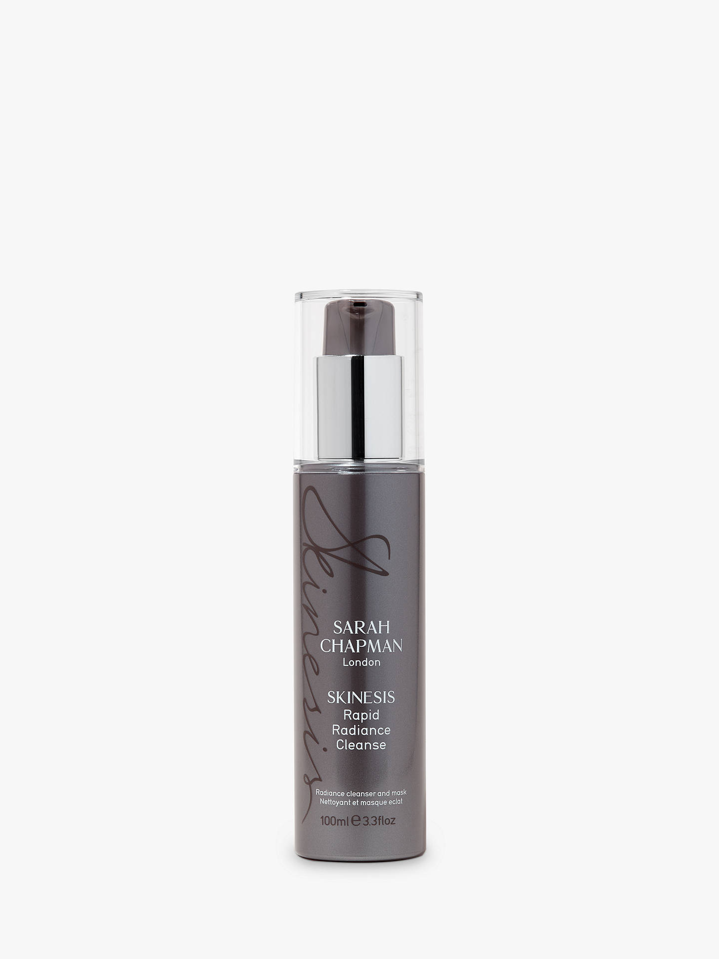 Buy Sarah Chapman Rapid Radiance Cleanse, 100ml Online at johnlewis.com