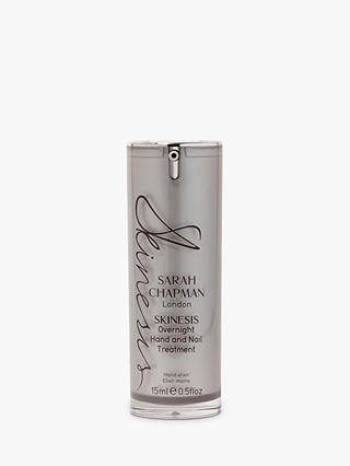 Buy Sarah Chapman Overnight Hand And Nail Treatment, 15ml Online at johnlewis.com