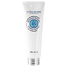 Buy L'Occitane Comforting Foaming Cleanser, 125ml Online at johnlewis.com
