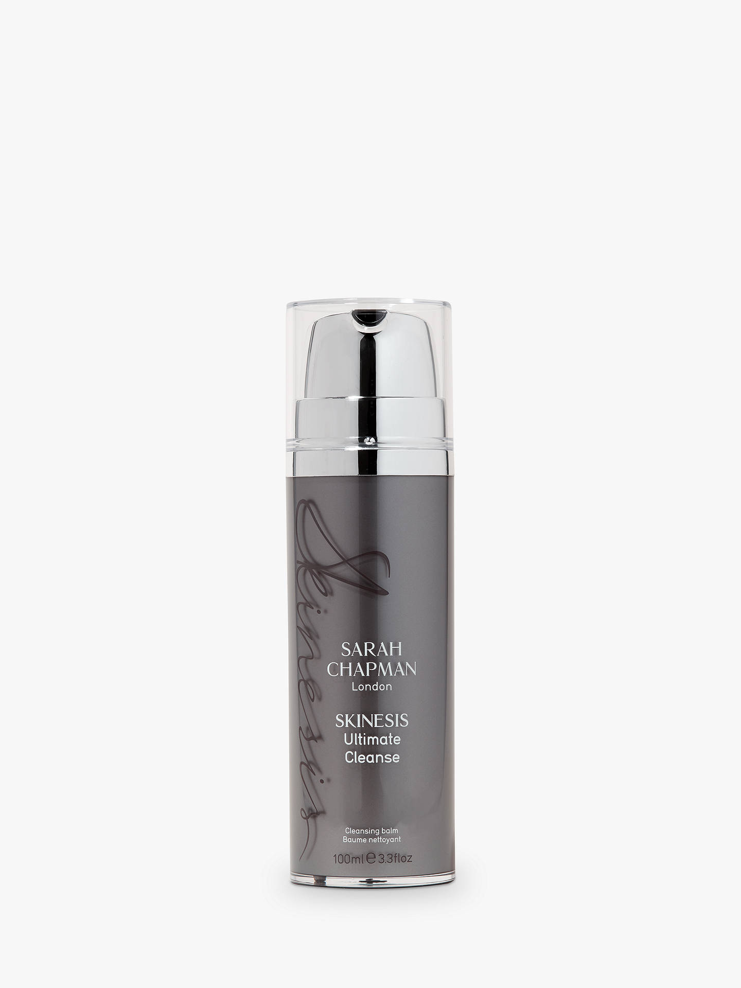Buy Sarah Chapman Ultimate Cleanse, 100ml Online at johnlewis.com