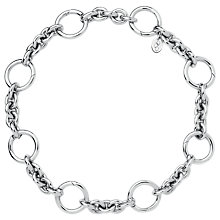 Buy Links of London Capture Charm Bracelet, Silver Online at johnlewis.com