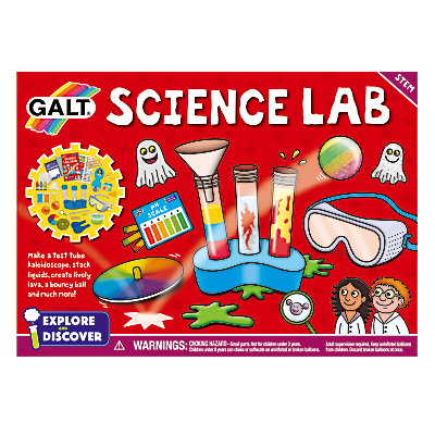Image of Galt STEM Science Lab