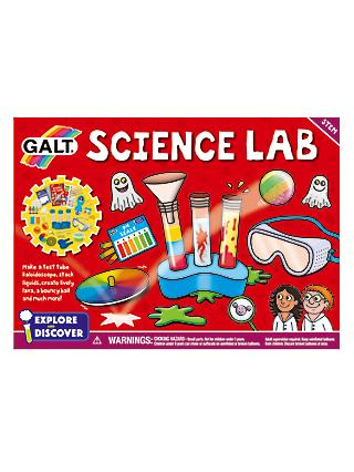 Galt STEM Science Lab