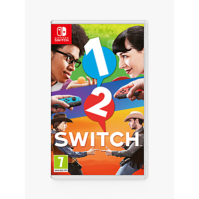 Nintendo 1-2 Switch Game, Switch