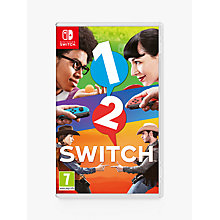 Buy Nintendo 1-2 Switch Game, Switch Online at johnlewis.com