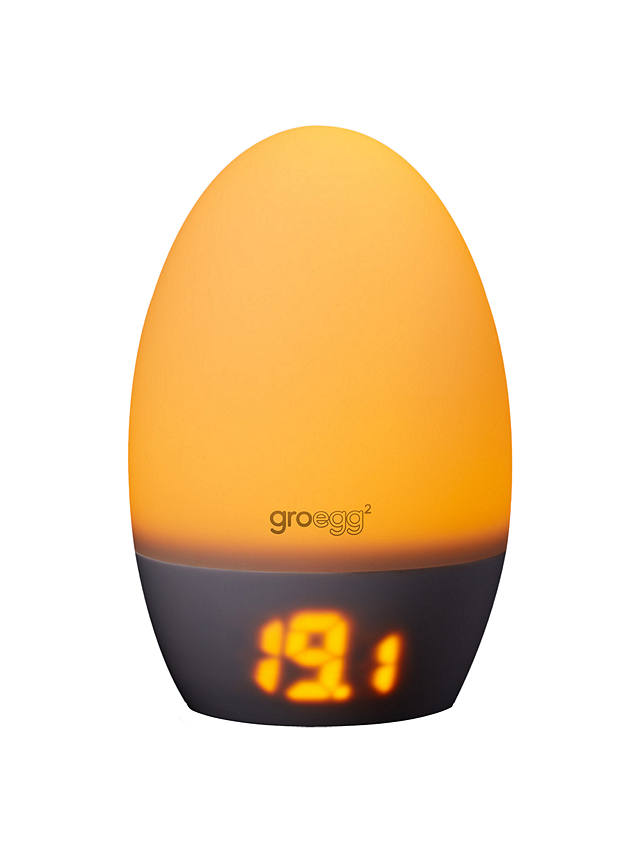 Buy Gro Egg 2 Baby Thermometer and Night Light Online at johnlewis.com