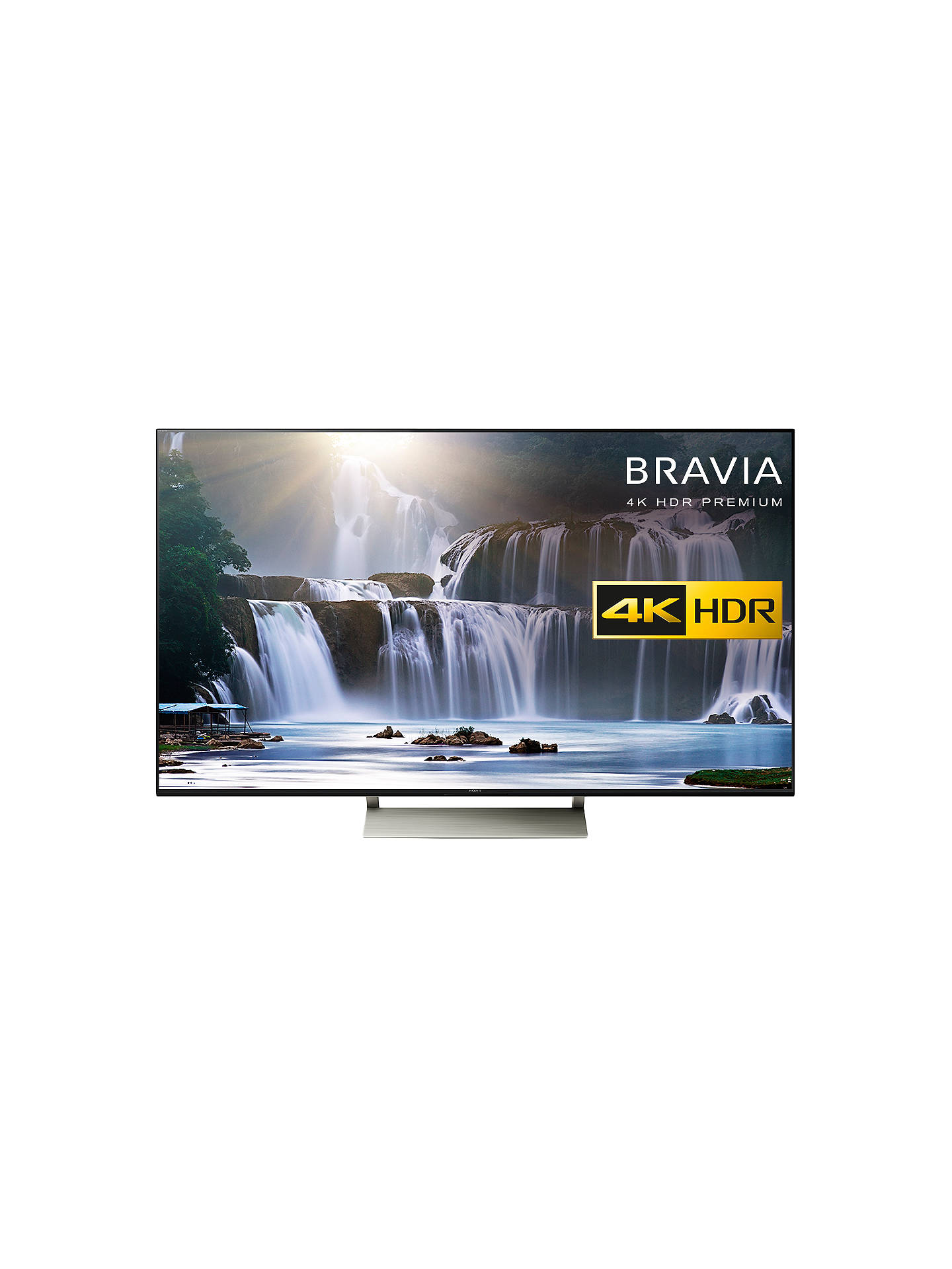 Sony Bravia KD65XE9305 LED HDR 4K Ultra HD Smart Android TV, 65