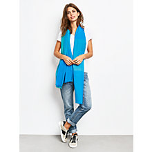 Buy hush Scarf, Columbia/French Blue Online at johnlewis.com