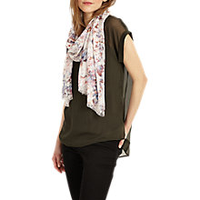 Buy Phase Eight Avalon Print Scarf, Multi Online at johnlewis.com