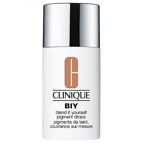 Buy Clinique Blend It Yourself Pigment Drops Online at johnlewis.com