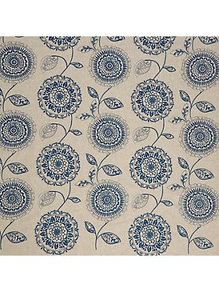 John Lewis & Partners Lars Furnishing Fabric, Blue