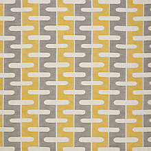 Buy John Lewis Afanon Furnishing Fabric, Citrine Online at johnlewis.com
