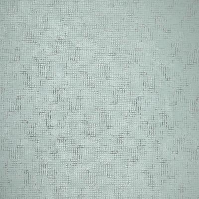John Lewis & Partners Loki Squares Furnishing Fabric, Mint