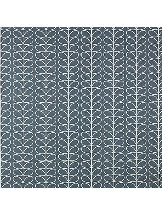 Orla Kiely Linear Stem PVC Tablecloth Fabric