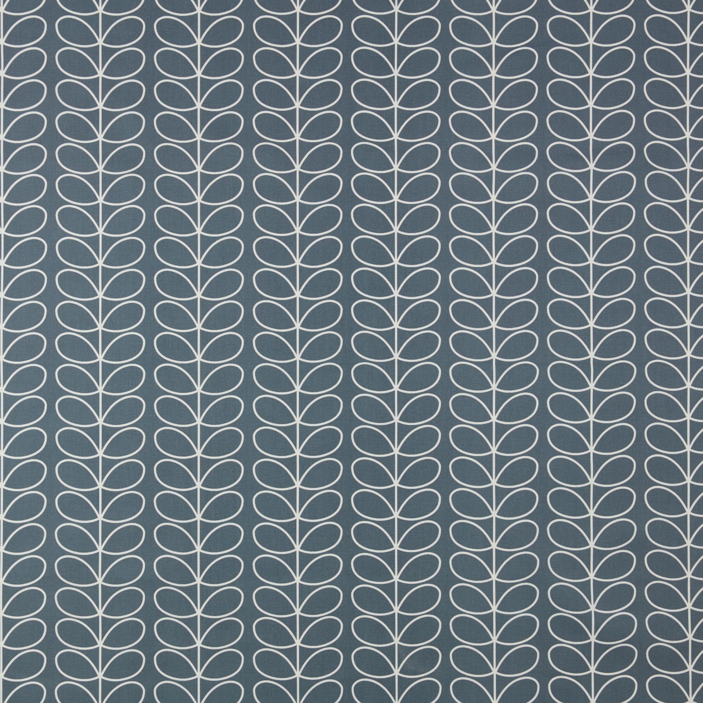Orla Kiely Linear Stem PVC Tablecloth Fabric