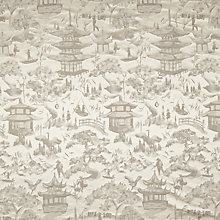 Buy John Lewis Oriental Scene Furnishing Fabric Online at johnlewis.com