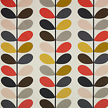 Buy Orla Kiely Multi Stem Furnishing Fabric Online at johnlewis.com