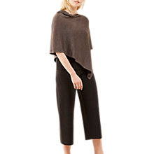 Buy Jigsaw Linen Poncho Online at johnlewis.com