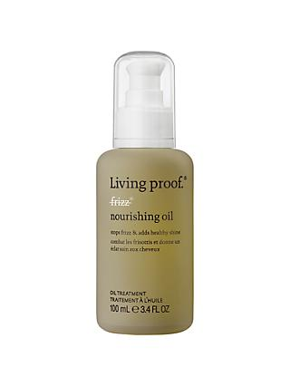 Living Proof No Frizz Nourishing Oil, 100ml