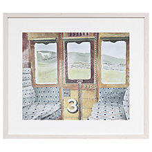Buy Eric Ravilious - Train Landscape Framed Print, 42 x 50cm Online at johnlewis.com
