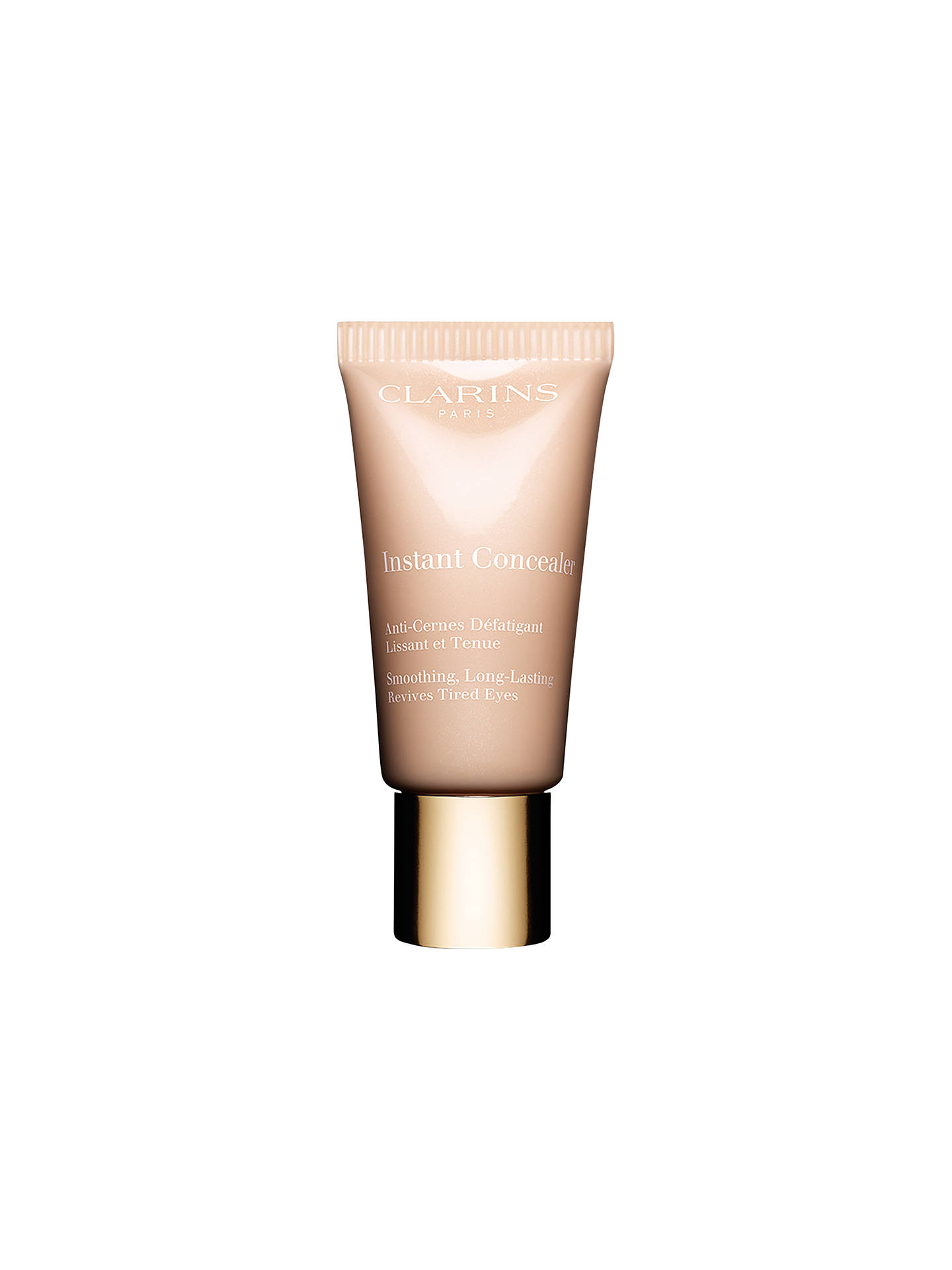 Buy Clarins Instant Concealer, Shade 04, 15ml Online at johnlewis.com