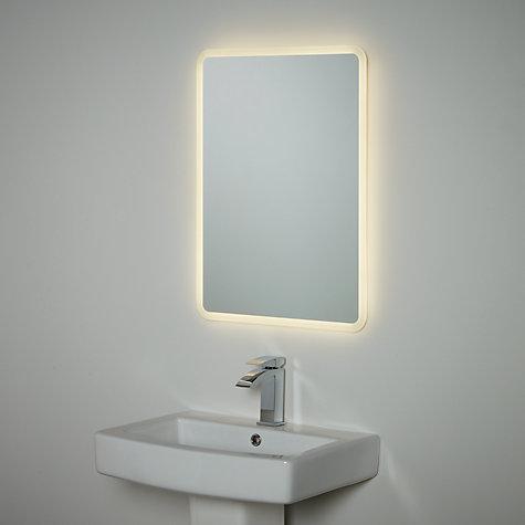 Bathroom Sinks John Lewis buy design projectjohn lewis no.099 dimmable bathroom mirror