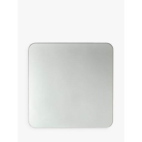 Bathroom Mirror John Lewis buy housejohn lewis form bathroom wall mirror | john lewis