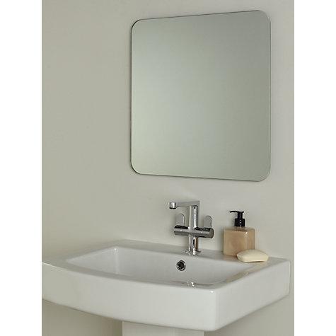 Bathroom Sinks John Lewis buy housejohn lewis form bathroom wall mirror | john lewis