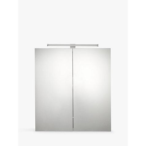 buy john lewis debut double bathroom cabinet online at johnlewiscom