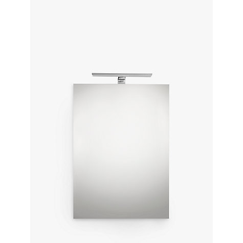 buy john lewis premiere illuminated bathroom cabinet online at johnlewiscom