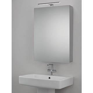 Superbe John Lewis Premiere Illuminated Bathroom Cabinet