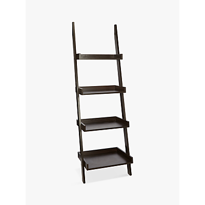 John Lewis & Partners Bali Leaning Shelf Ladder