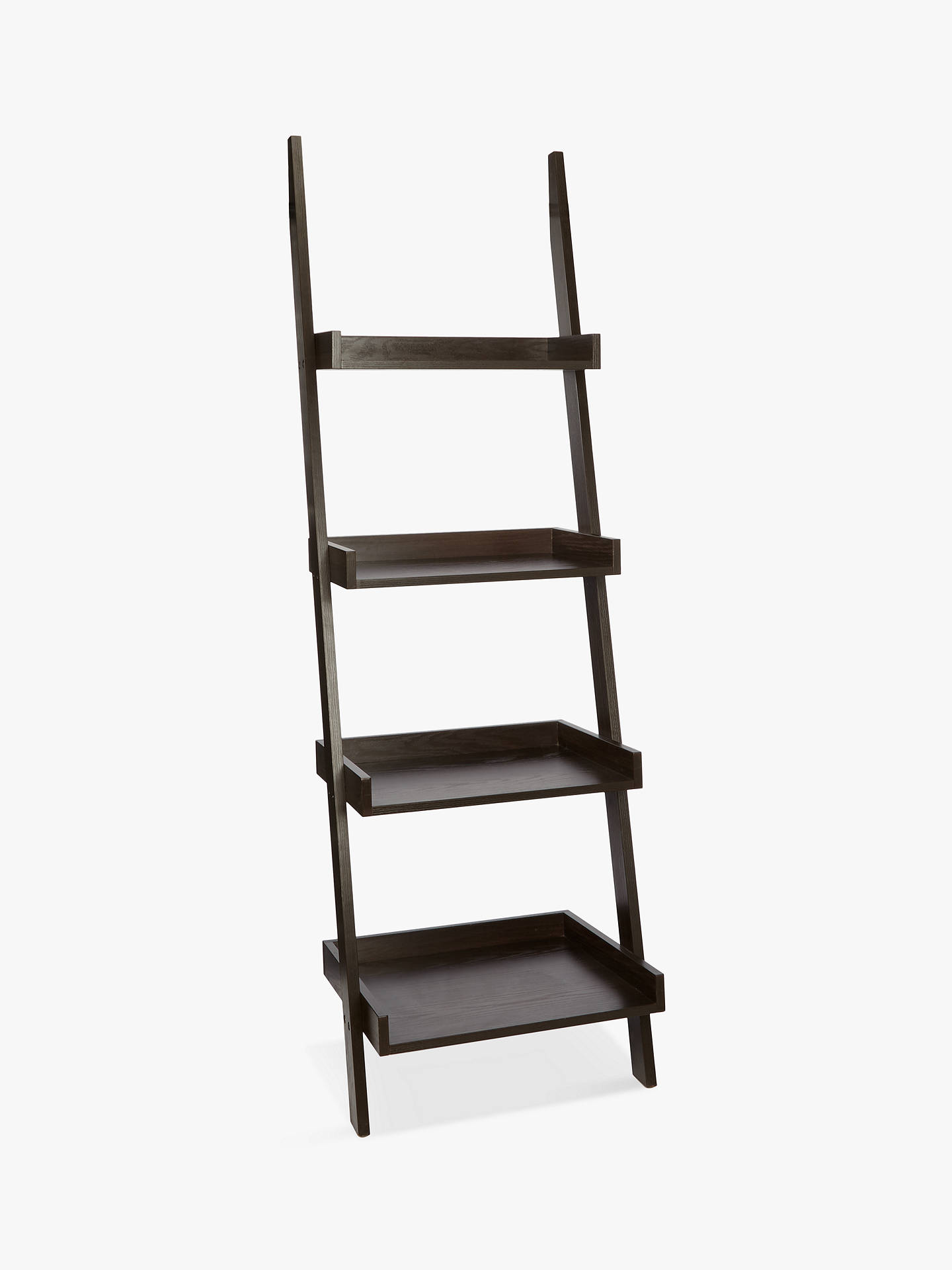 buy popular 0e342 d3877 John Lewis & Partners Bali Leaning Shelf Ladder