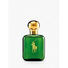 Buy Ralph Lauren Polo Eau de Toilette Spray, 59ml Online at johnlewis.com