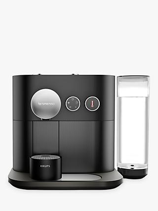 Nespresso Expert Coffee Machine by KRUPS, Matt Black